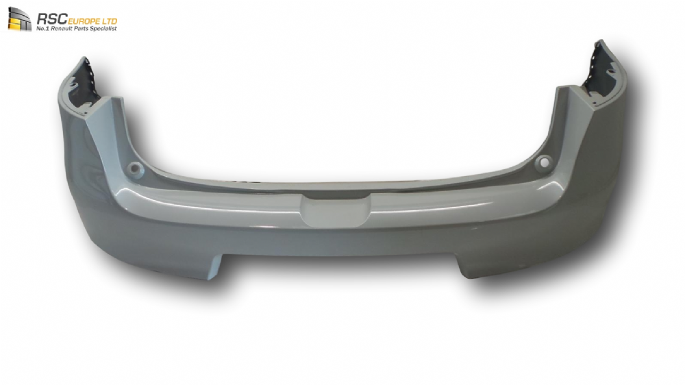 NEW RENAULT MEGANE III BARE REAR BUMPER IN WHITE 850220009R